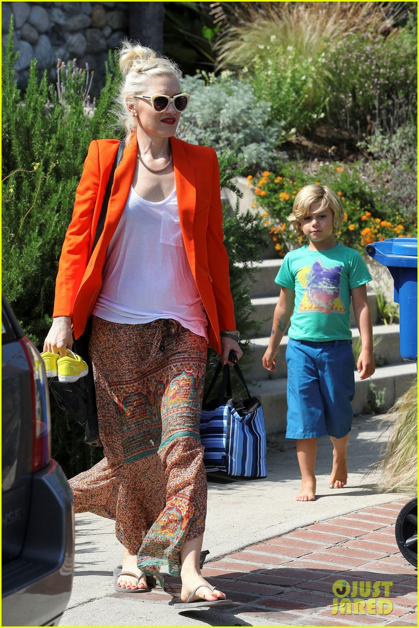 gwen stefani boys family 172655572