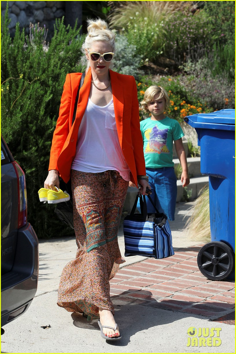 gwen stefani boys family 19
