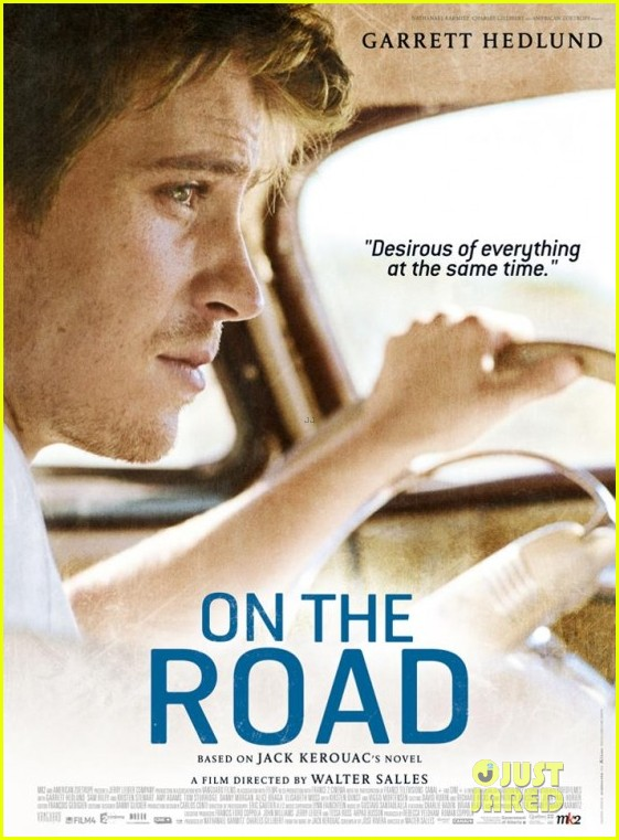 kristen stewart on the road character posters 022652132