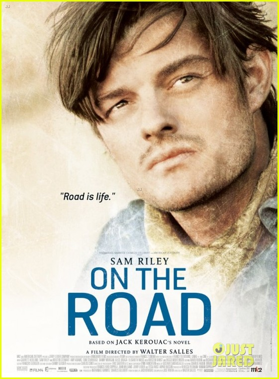 kristen stewart on the road character posters 032652133