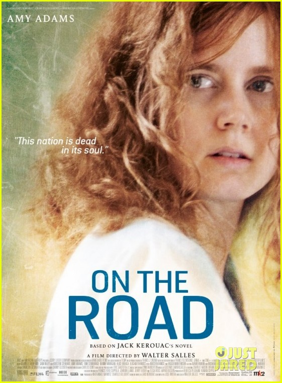 kristen stewart on the road character posters 042652134