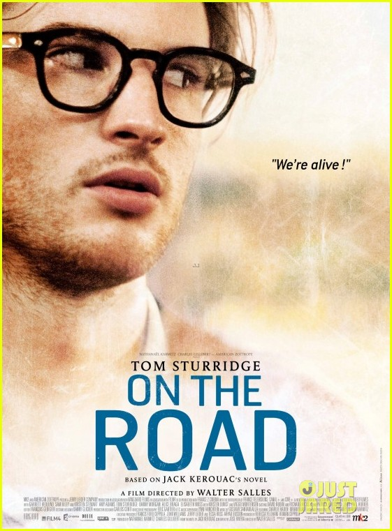 kristen stewart on the road character posters 052652135