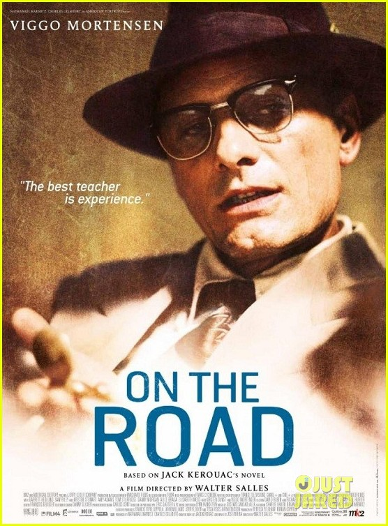 kristen stewart on the road character posters 06