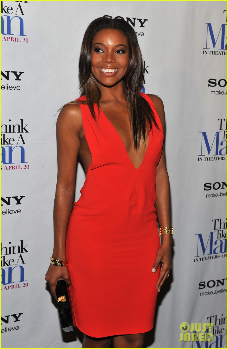 gabrielle union think like man premiere 001