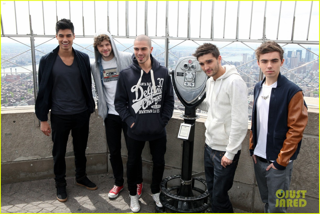 the wanted chasing the sun 14