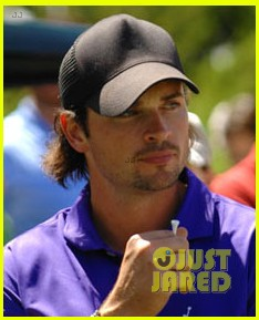 tom welling golf 022644797