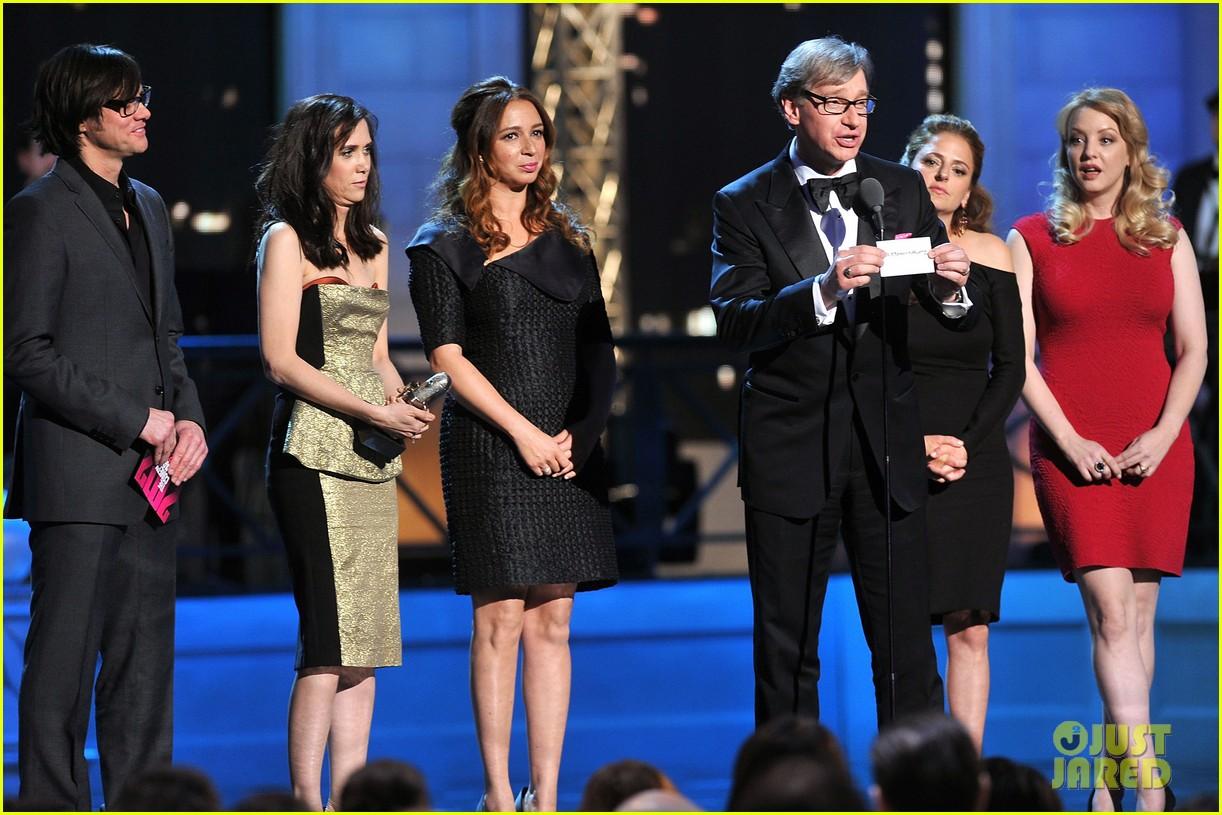 kristen wiig maya rudolph comedy awards winners 052655132