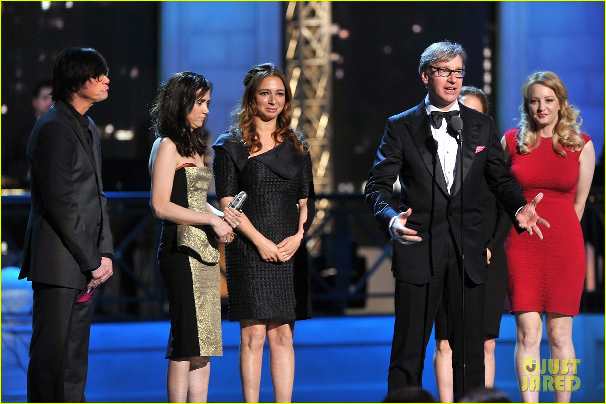kristen wiig maya rudolph comedy awards winners 122655139
