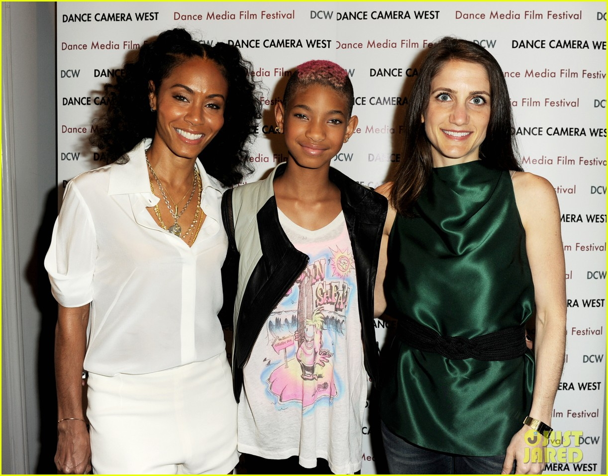 willow smith first position premiere 08