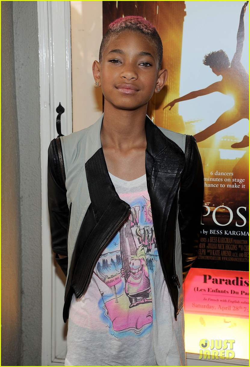 willow smith first position premiere 202652589