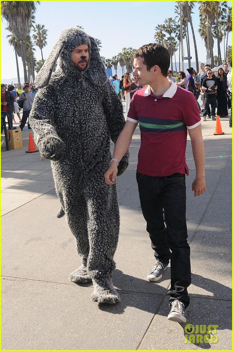 elijah wood wilfred set 07