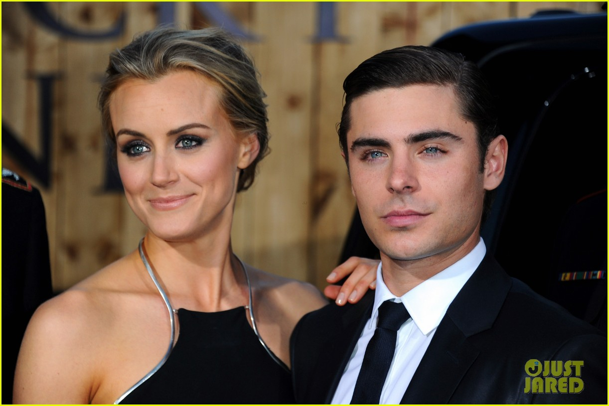 zac efron lucky one premiere 102650008