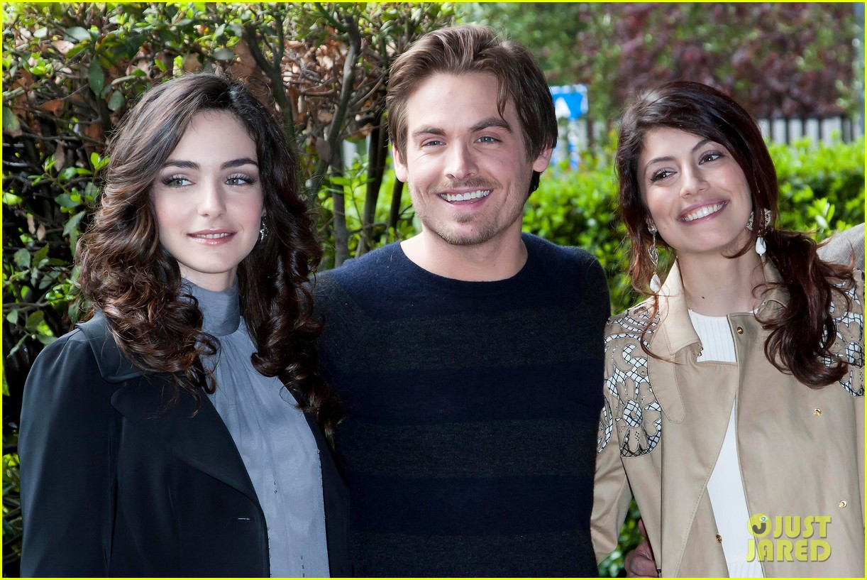 kevin zegers titantic blood and steel 042651551