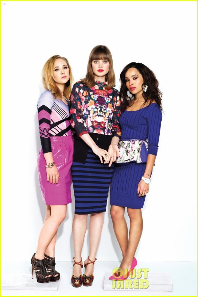 zoe kravitz juno temple nylon magazine cover 022654327