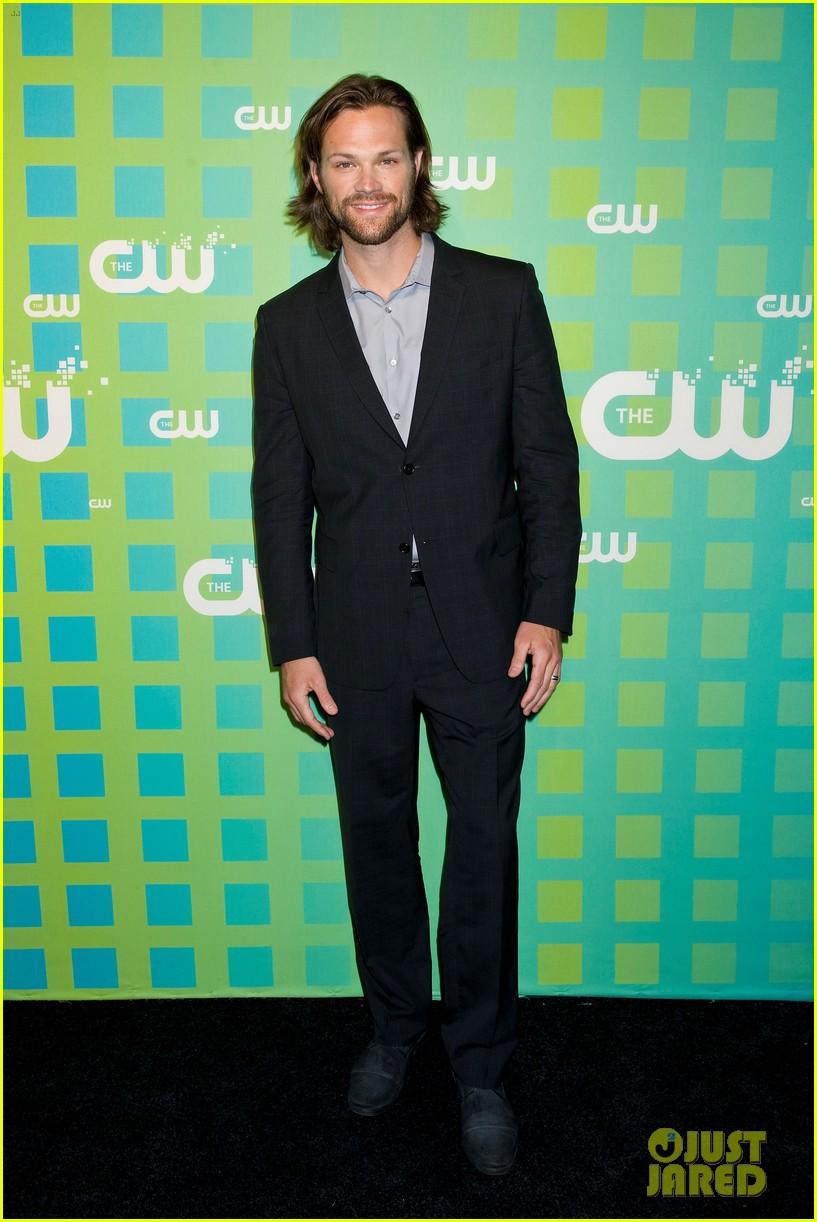 Jensen Ackles & Jared Padalecki: CW Upfront!: Photo 2663399