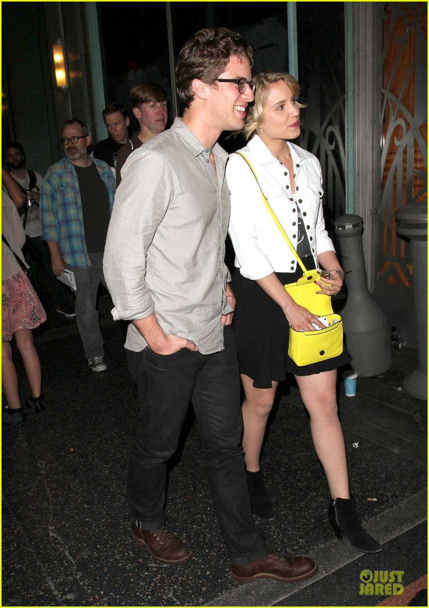 dianna agron henry joost new couple 012668873