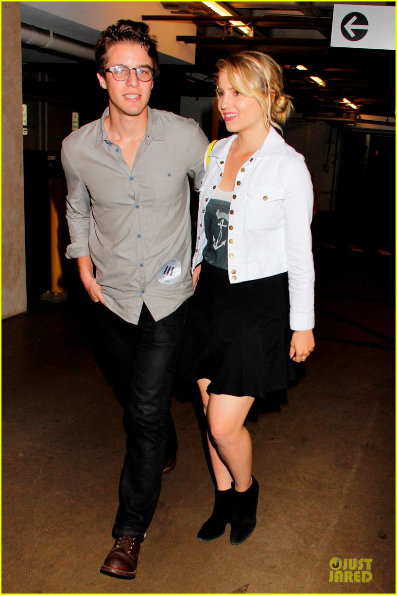 dianna agron henry joost new couple 02