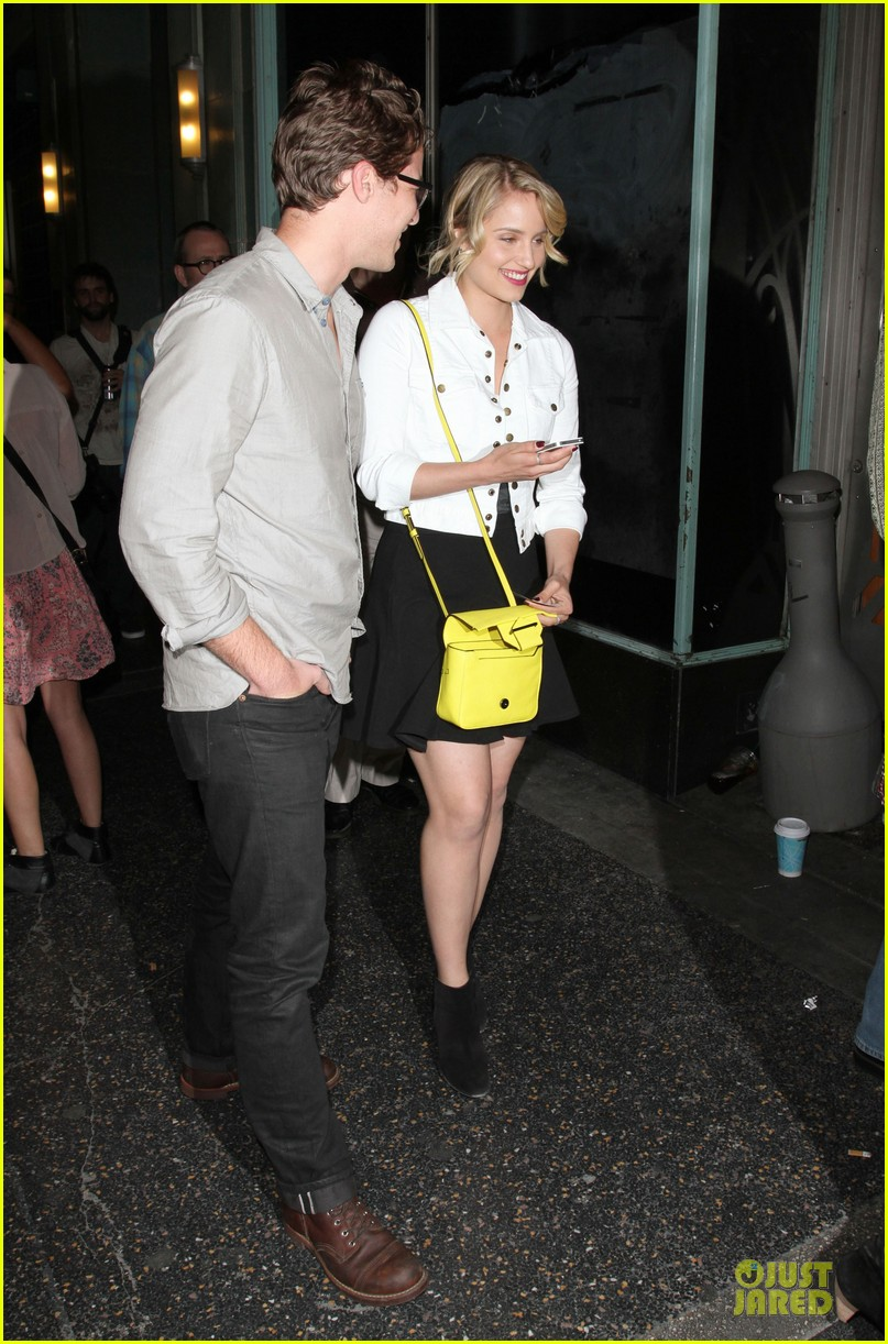 dianna agron henry joost new couple 072668879