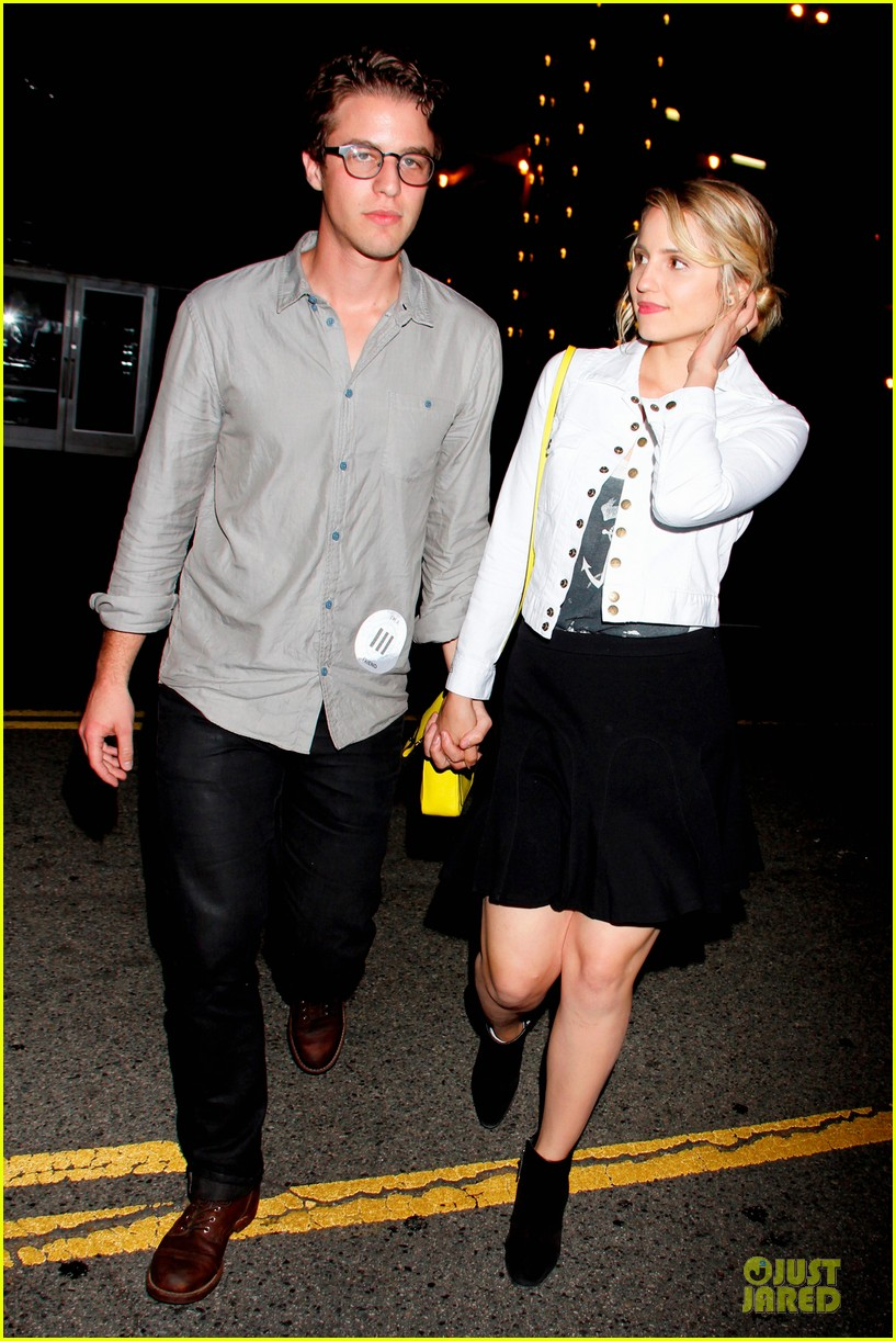 dianna agron henry joost new couple 112668883