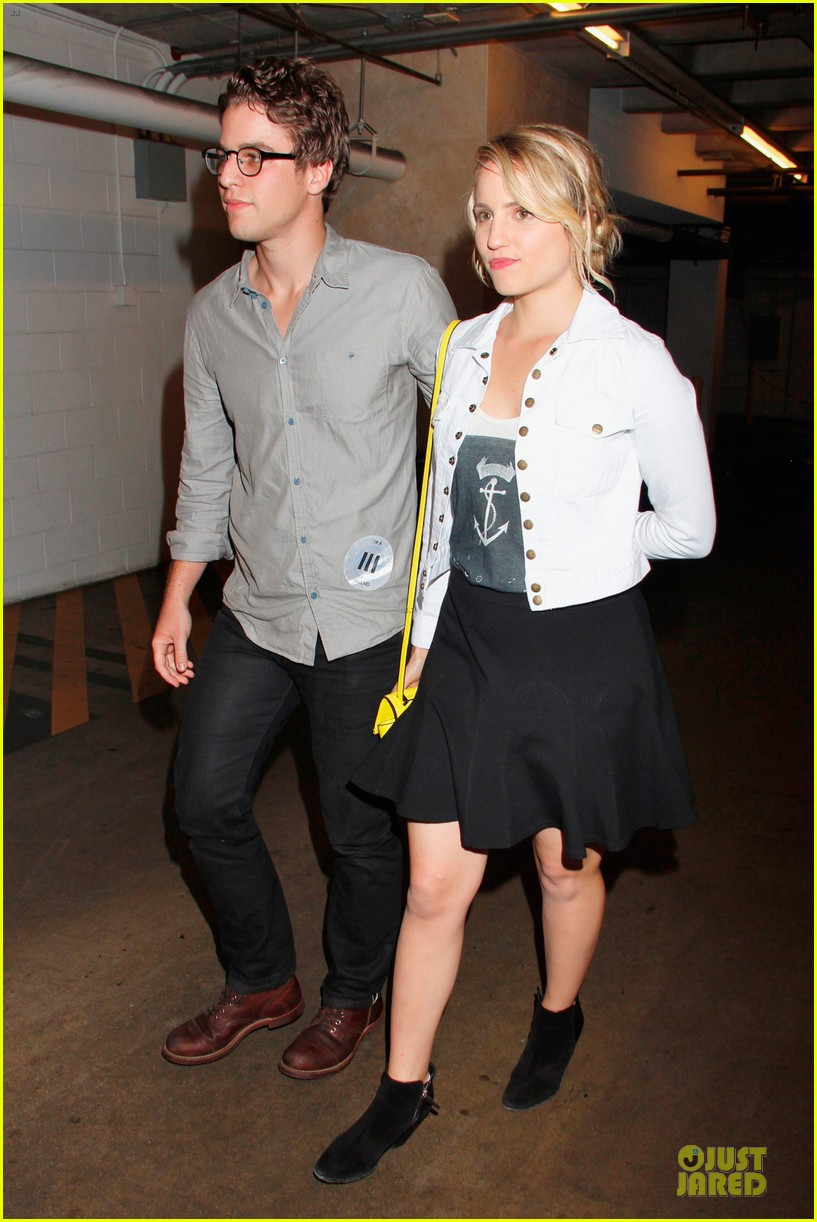 dianna agron henry joost new couple 122668884