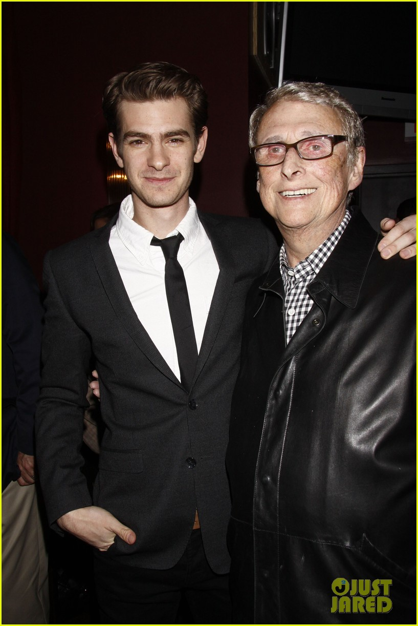 andrew garfield amazing spider man four minute preview 012662087