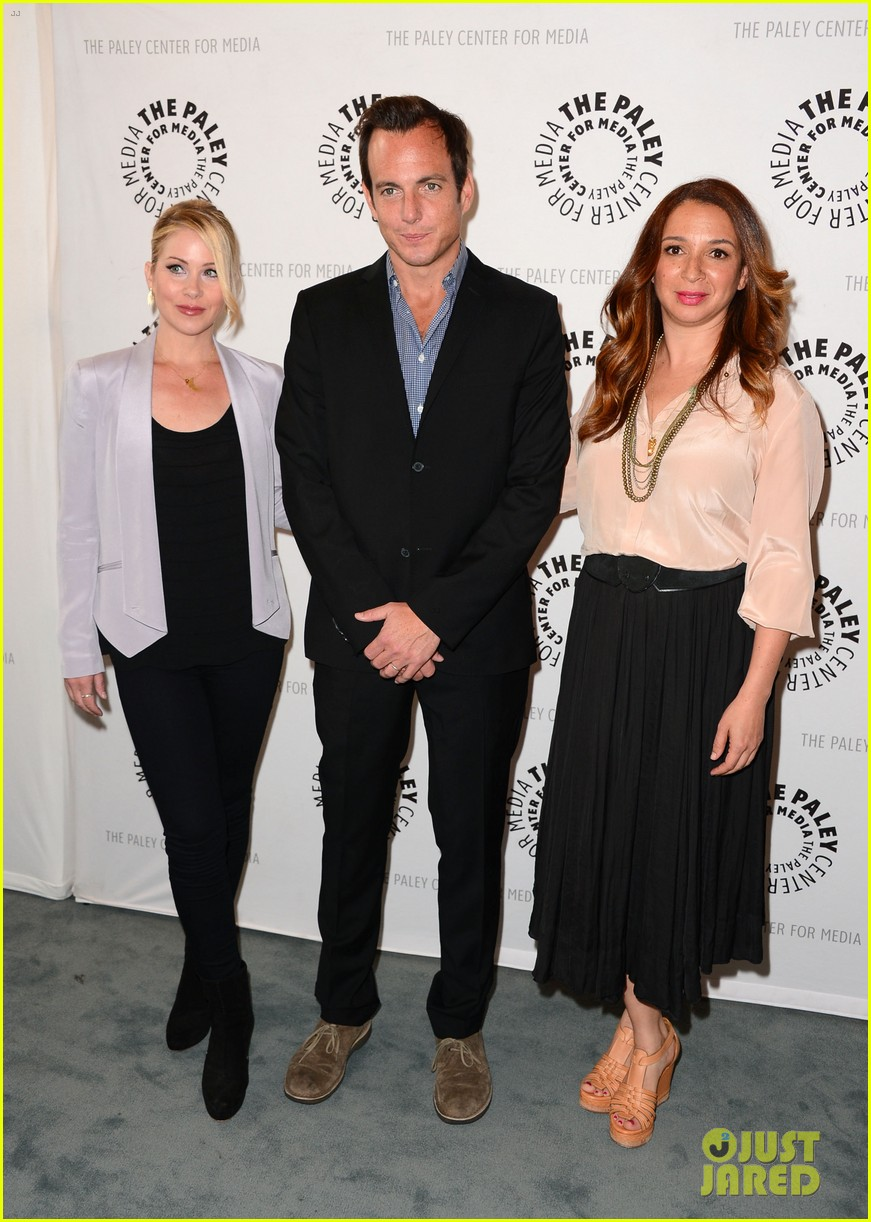 christina applegate maya rudolph up all night paley 012659519