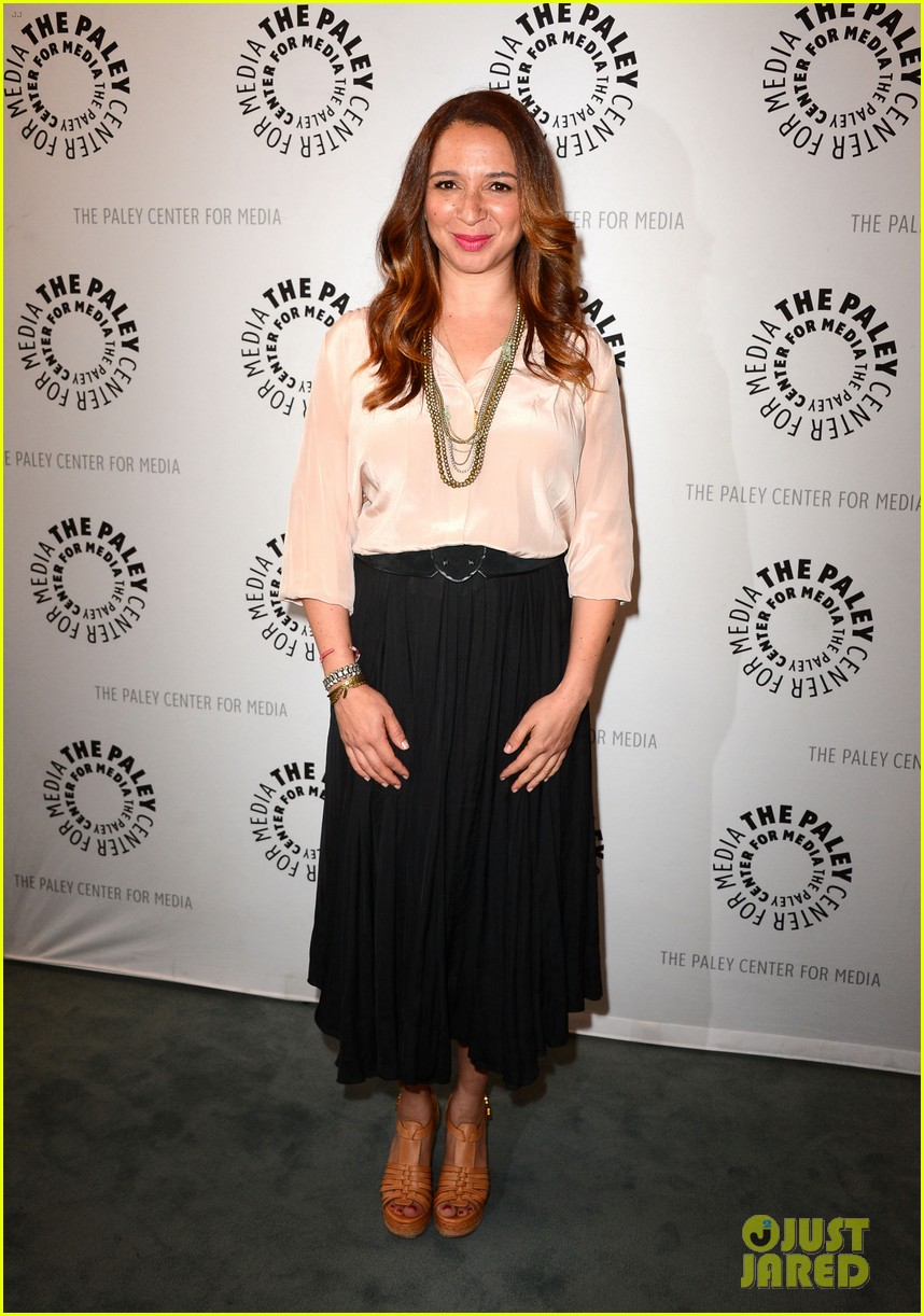 christina applegate maya rudolph up all night paley 032659521