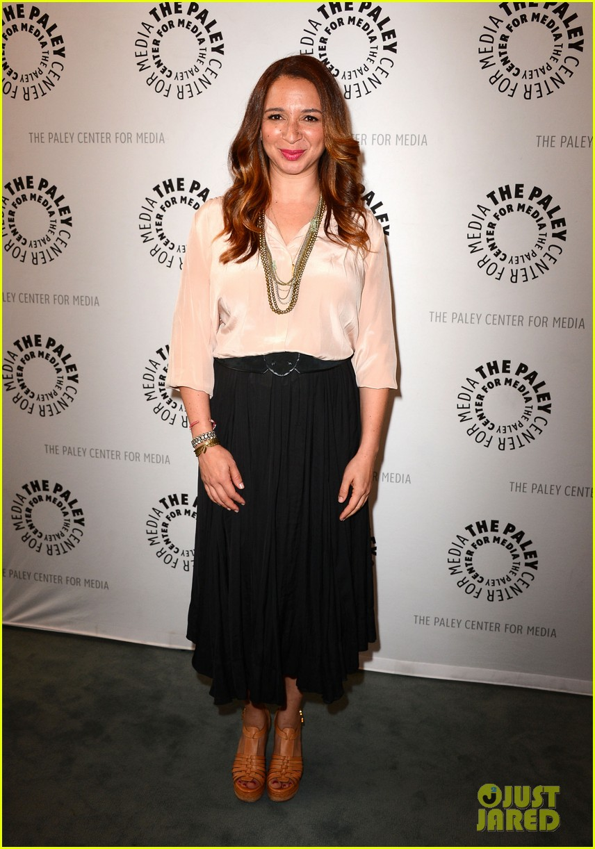 christina applegate maya rudolph up all night paley 092659527