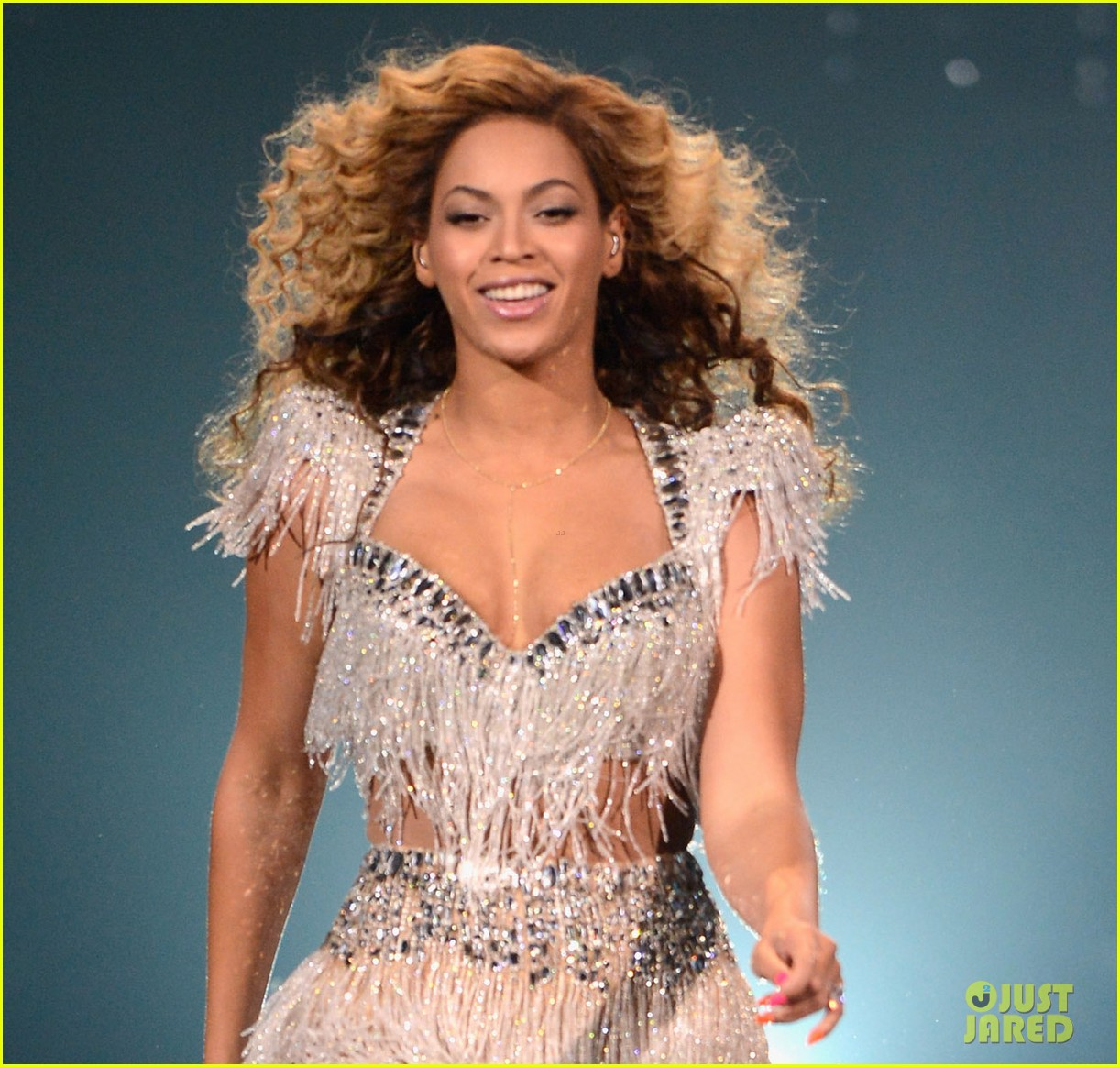 beyonce atlantic city performance 04