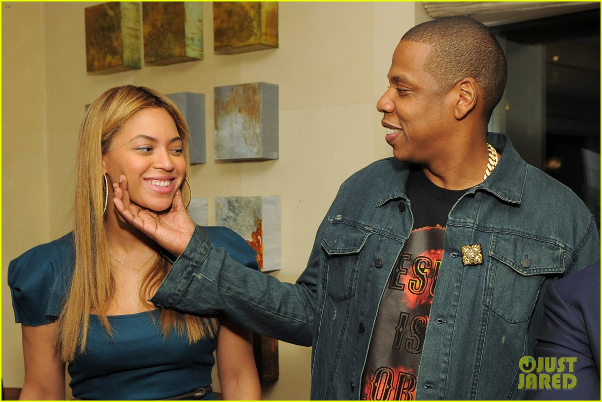 beyonce jay z eric reid book launch party 102659431