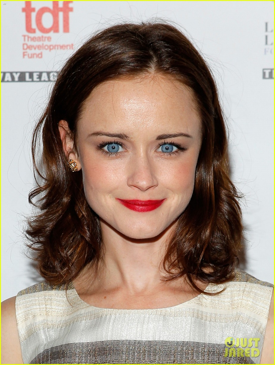 alexis bledel mad men guest star 022657969