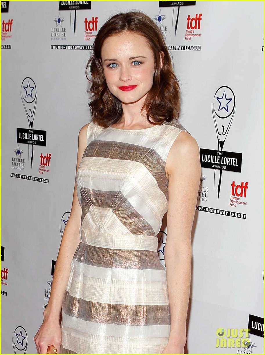 alexis bledel mad men guest star 042657971