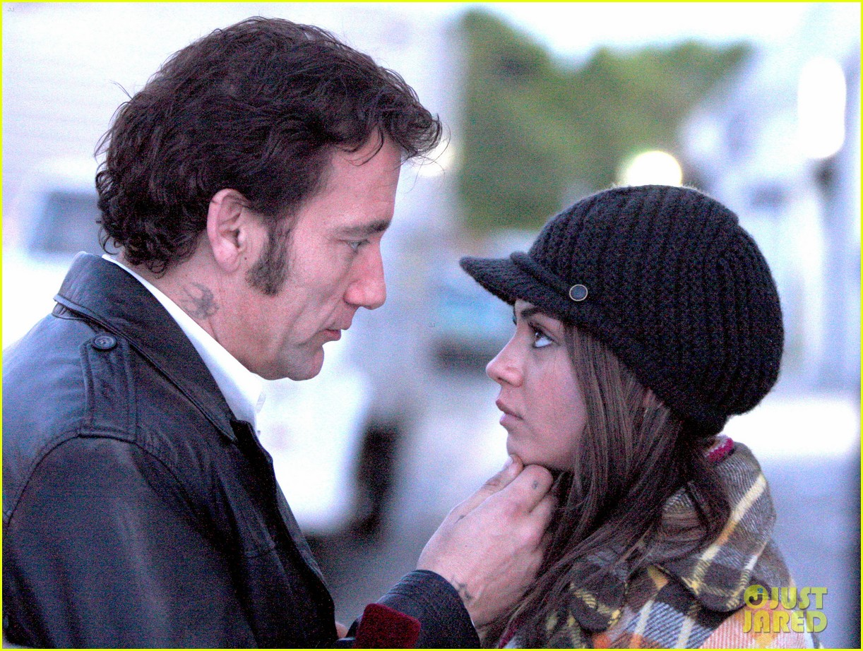 kunis owen blood ties kiss 09