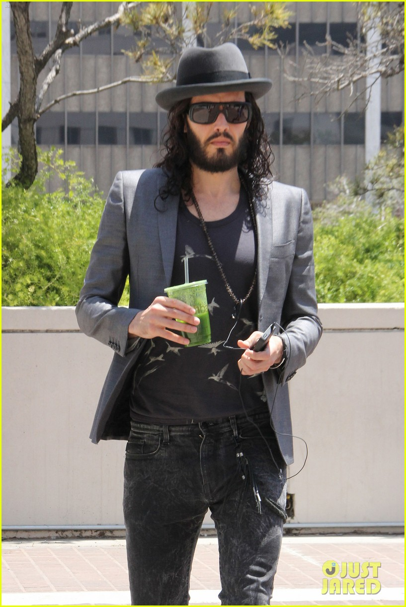 russell brand smoothie 032665272
