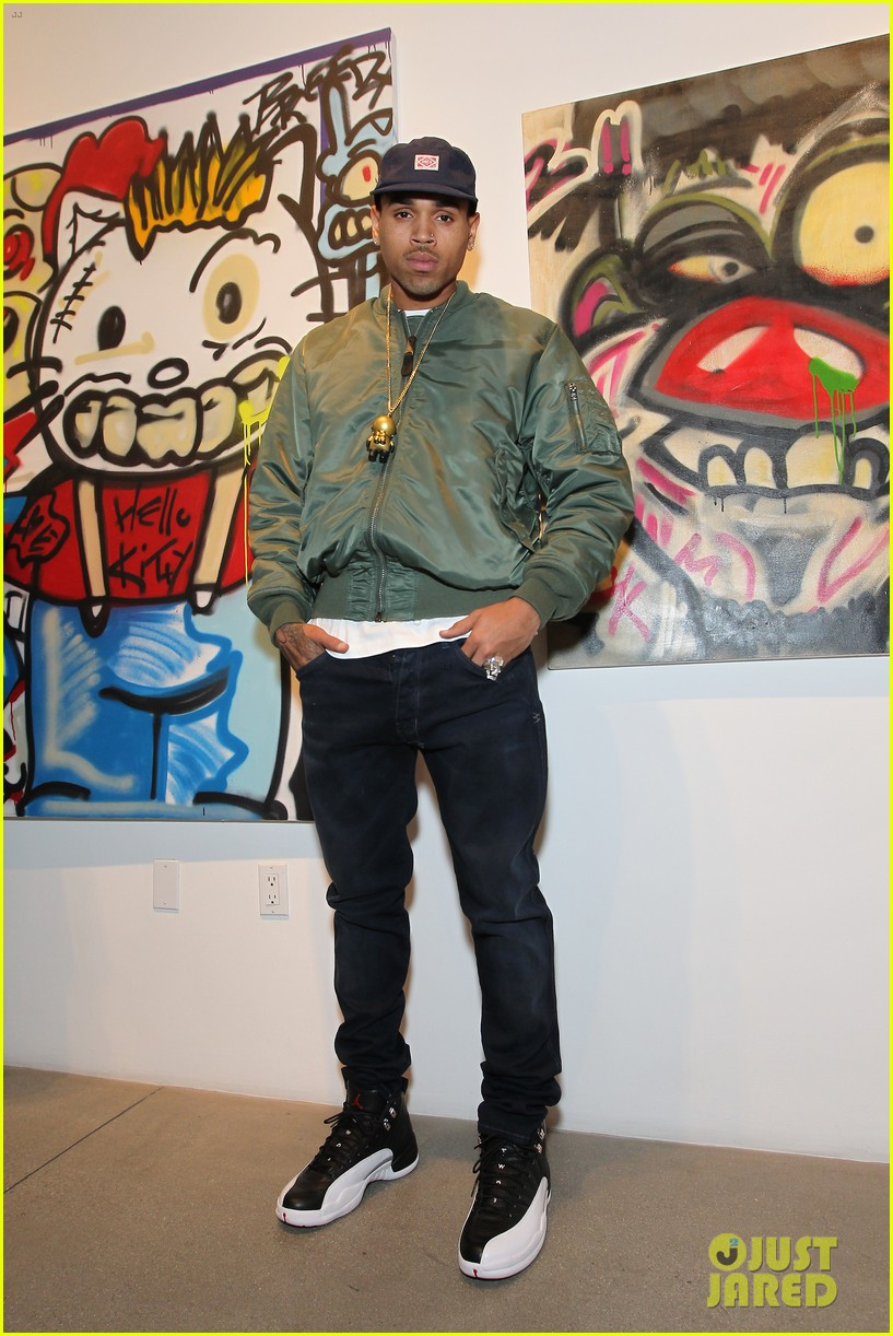 chris brown dum english toy launch 072656691