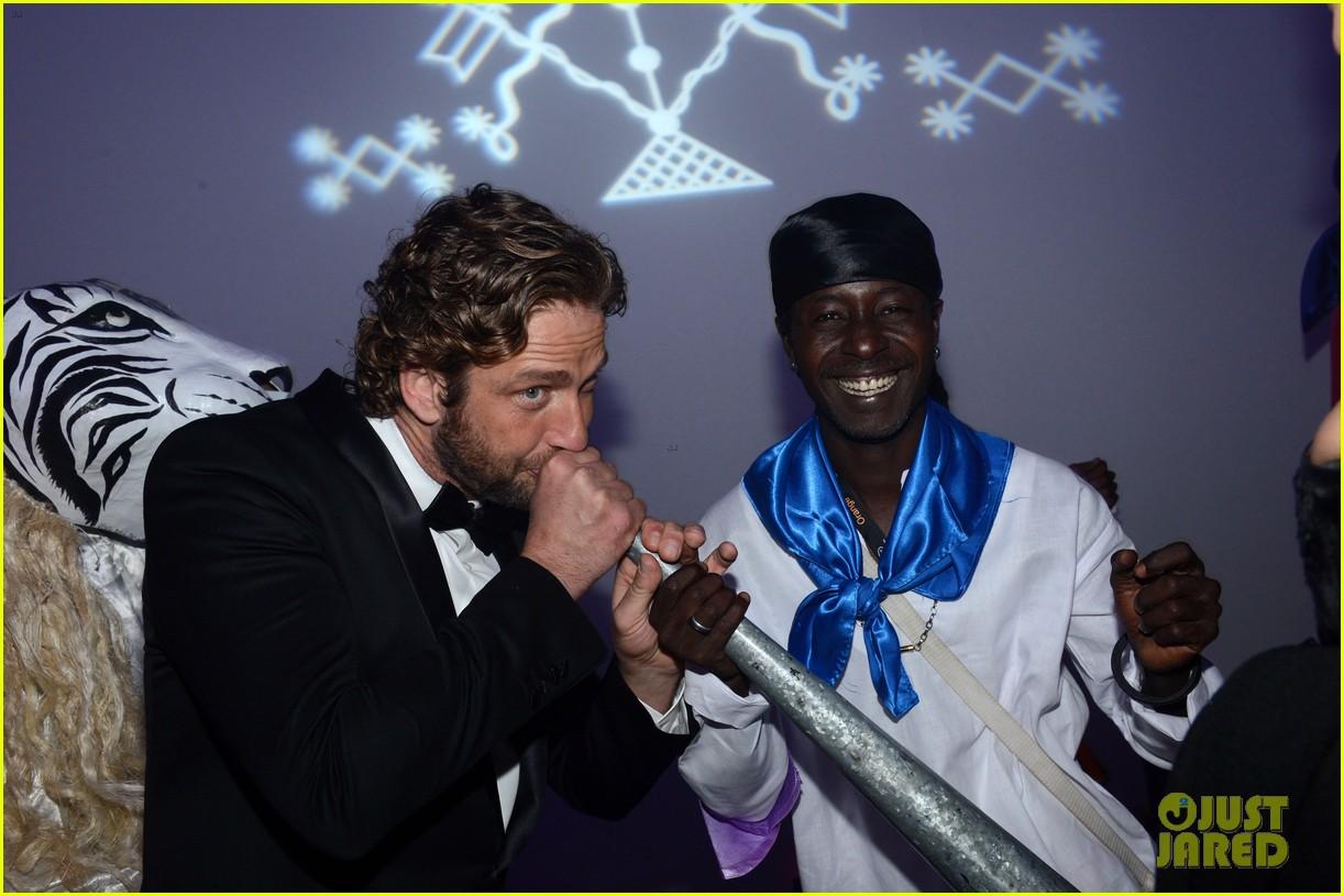 gerard butler carnival haiti cannes 022663843