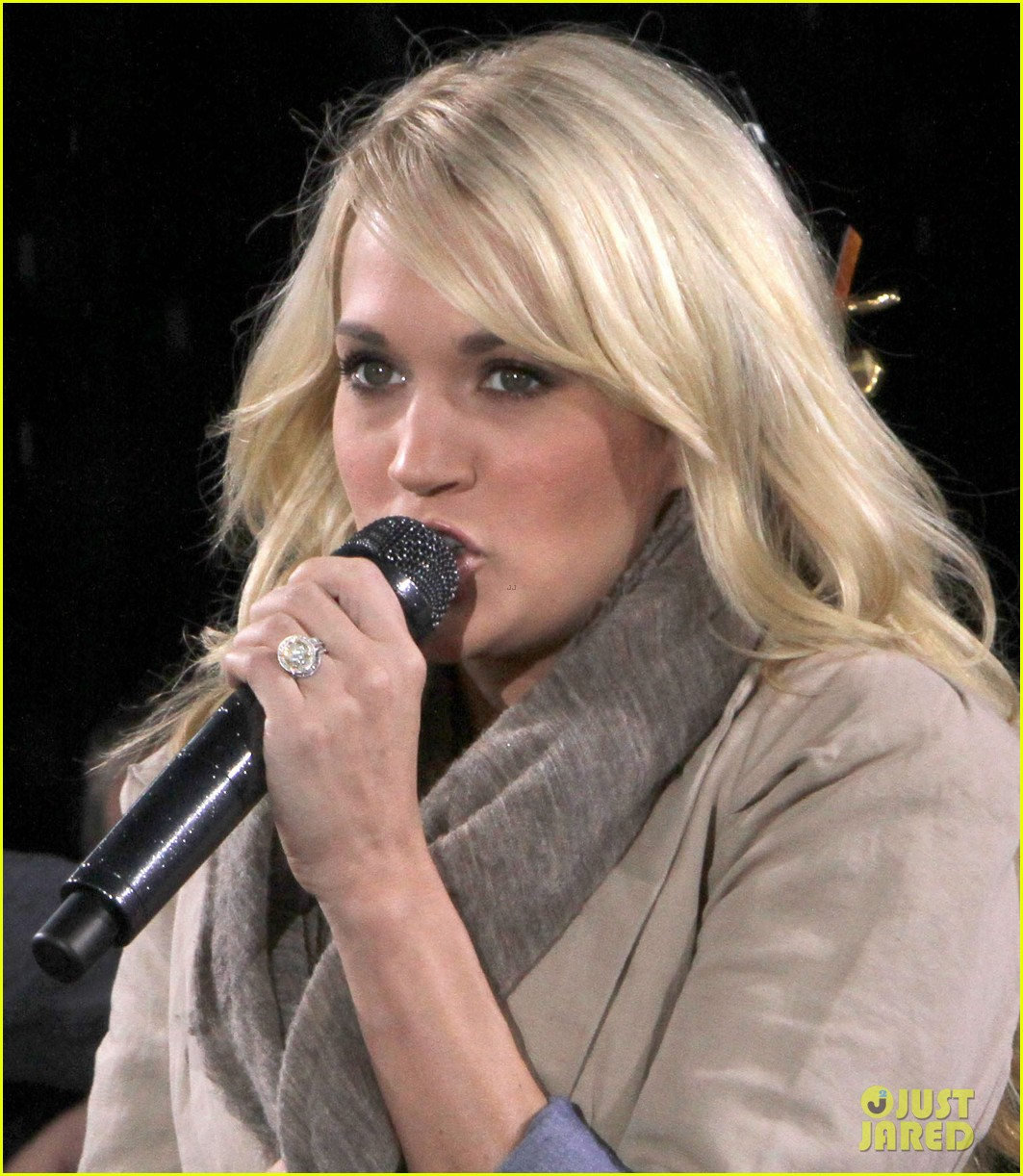 carrie underwood gma singer 10