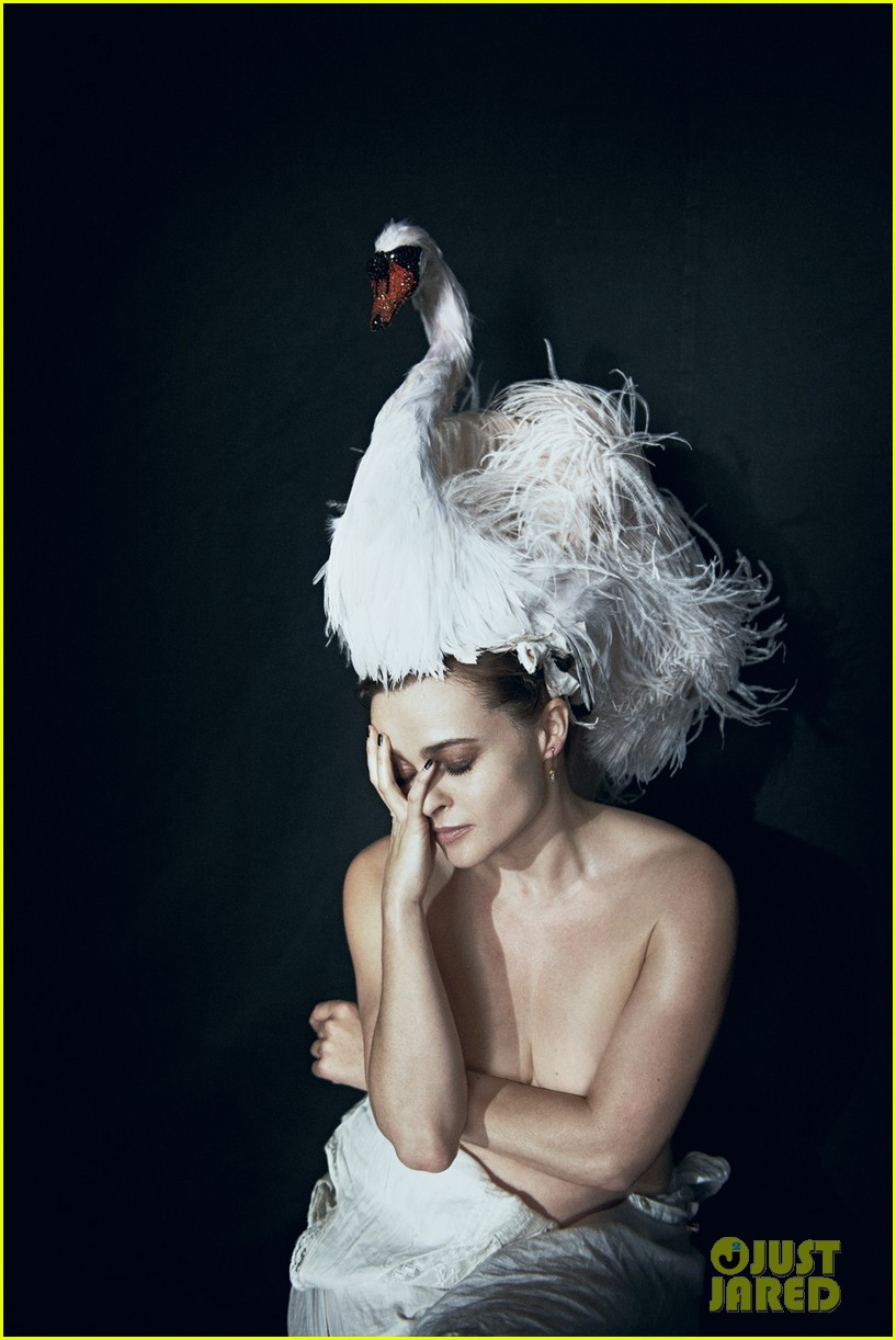 Full Sized Photo of he... Helena Bonham Carter Interview