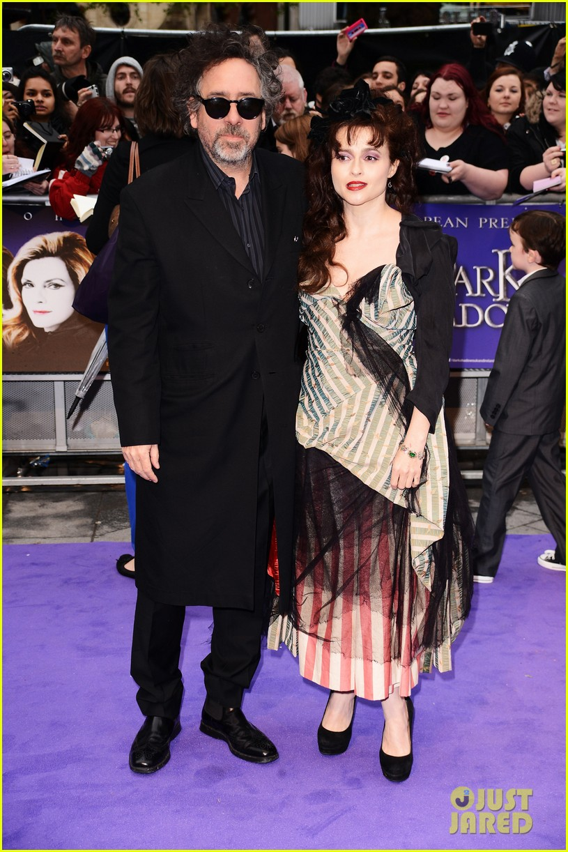 helena bonham carter bella heathcote eva green dark shadows uk premiere 01