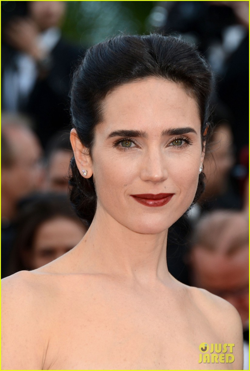 jennifer connelly once upon time cannes premiere 01