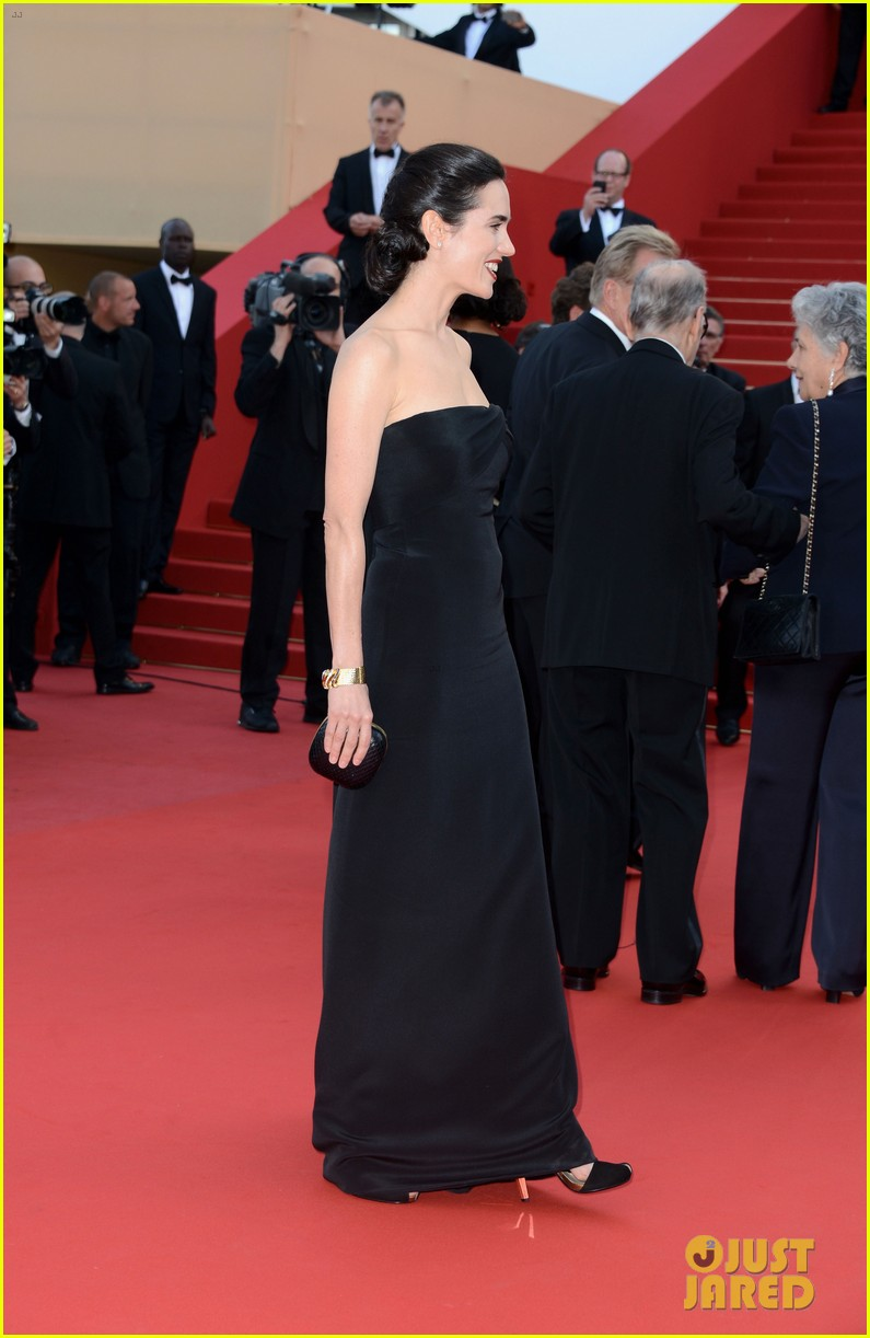 jennifer connelly once upon time cannes premiere 042663745