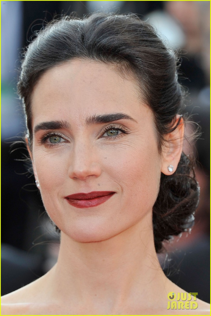 jennifer connelly once upon time cannes premiere 07