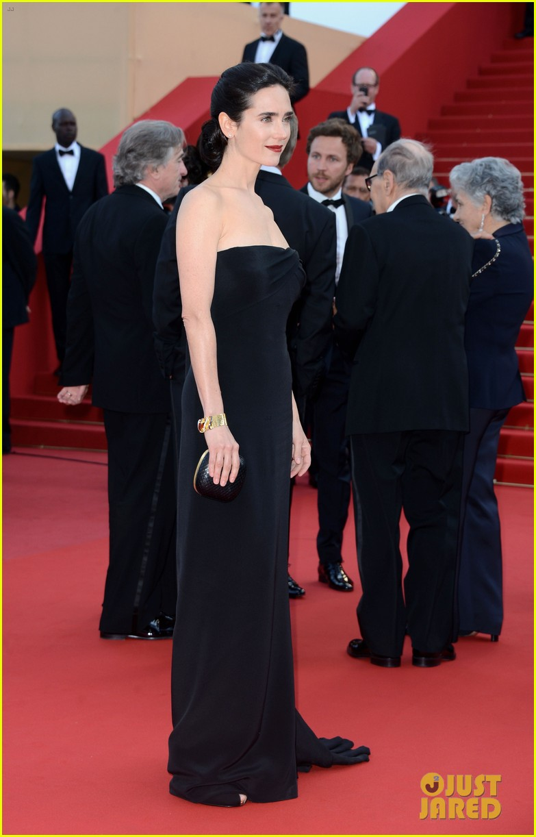 jennifer connelly once upon time cannes premiere 13