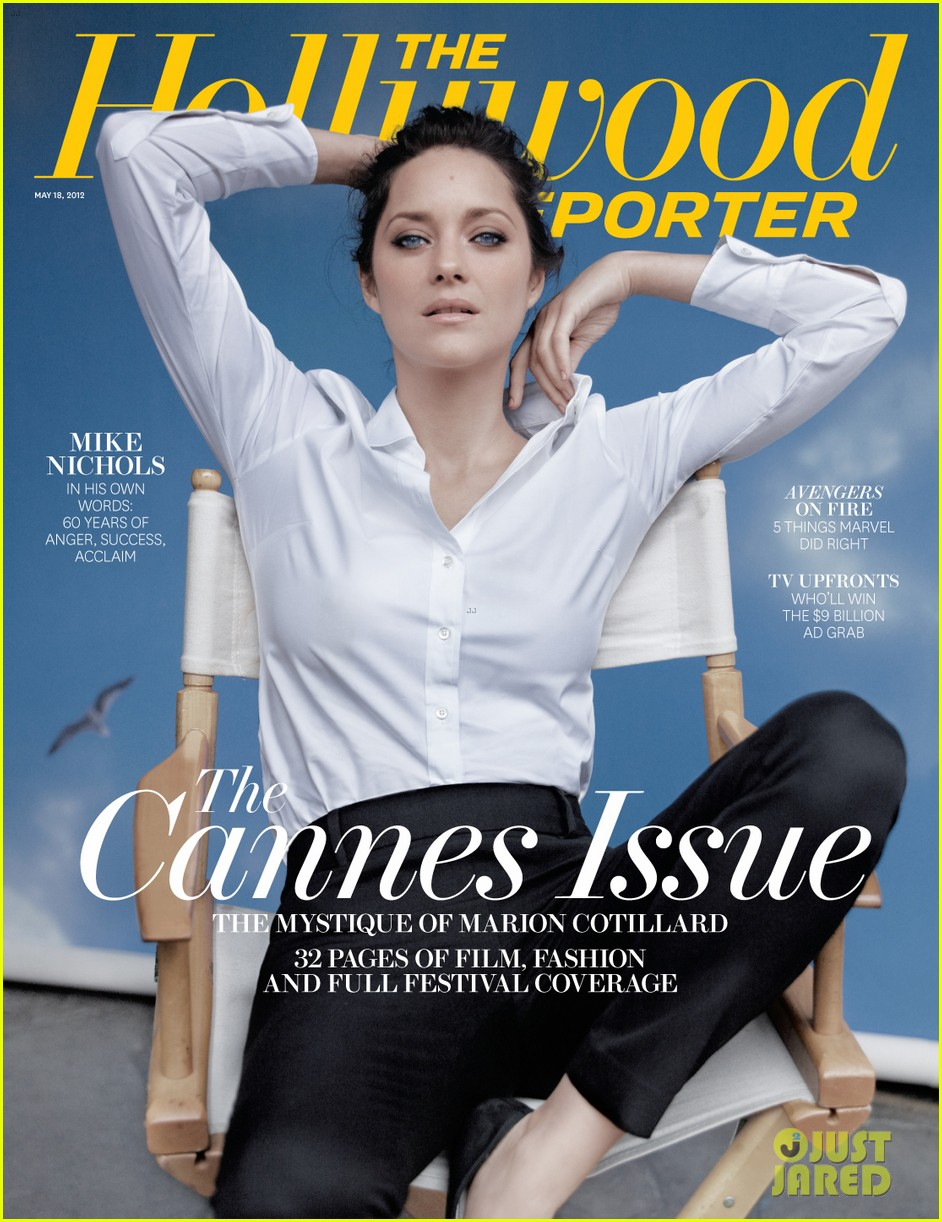 marion cotillard hollywood reporter 01