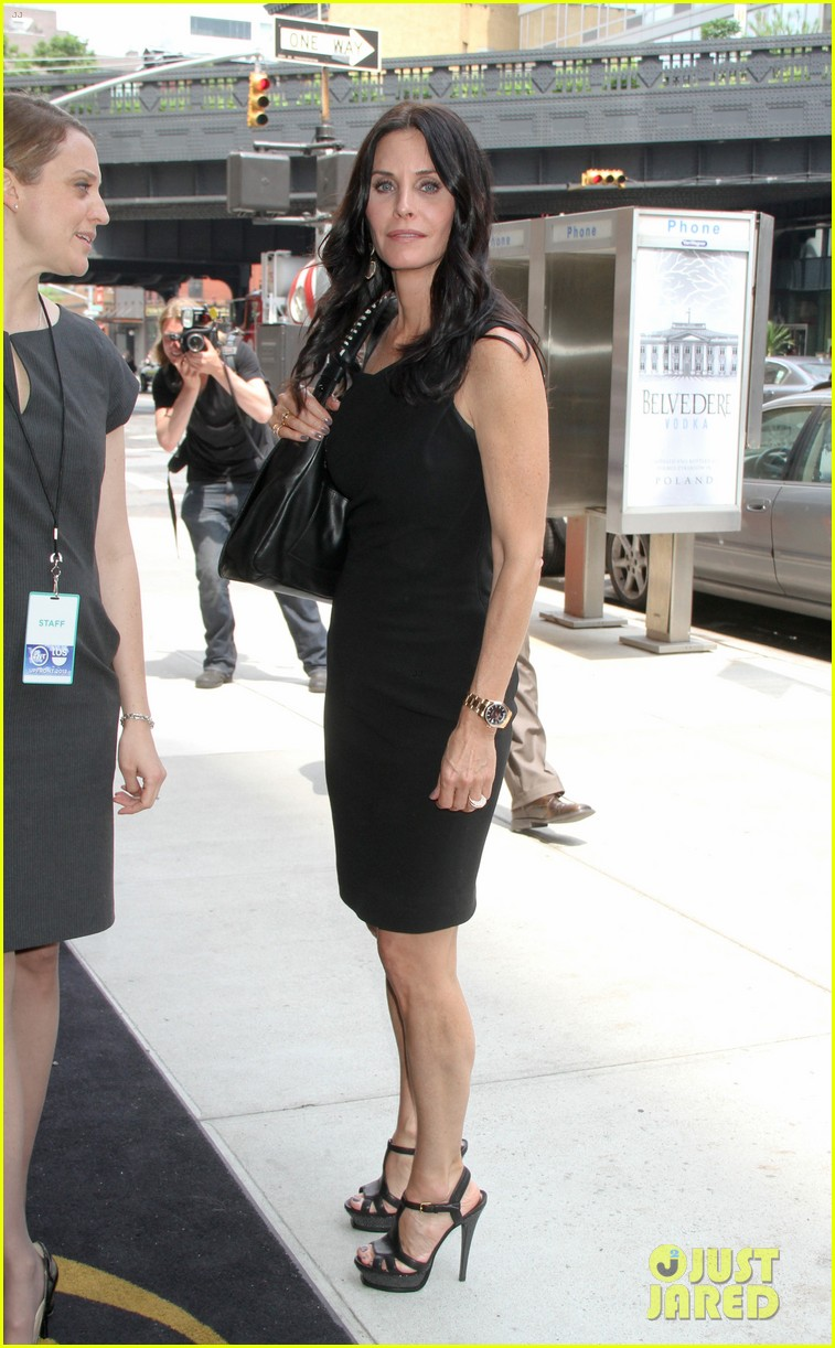 courteney cox tbs upfront 08