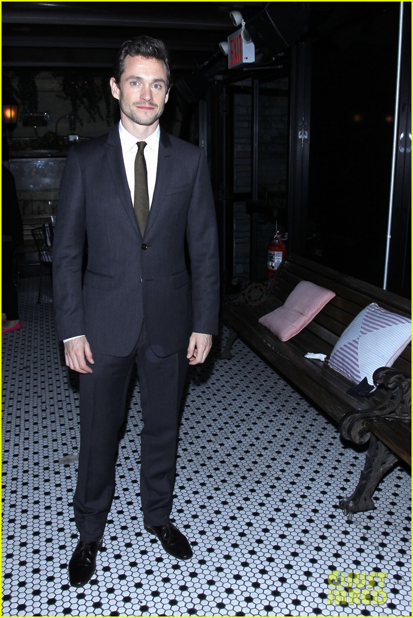 hugh dancy hysteria screening 052662823