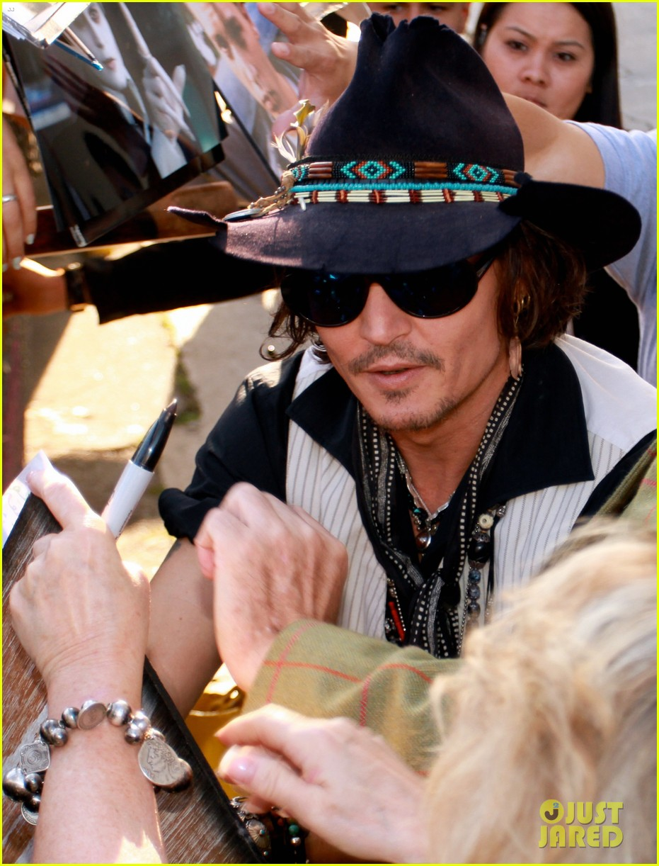johnny depp jimmy kimmel live visit 04
