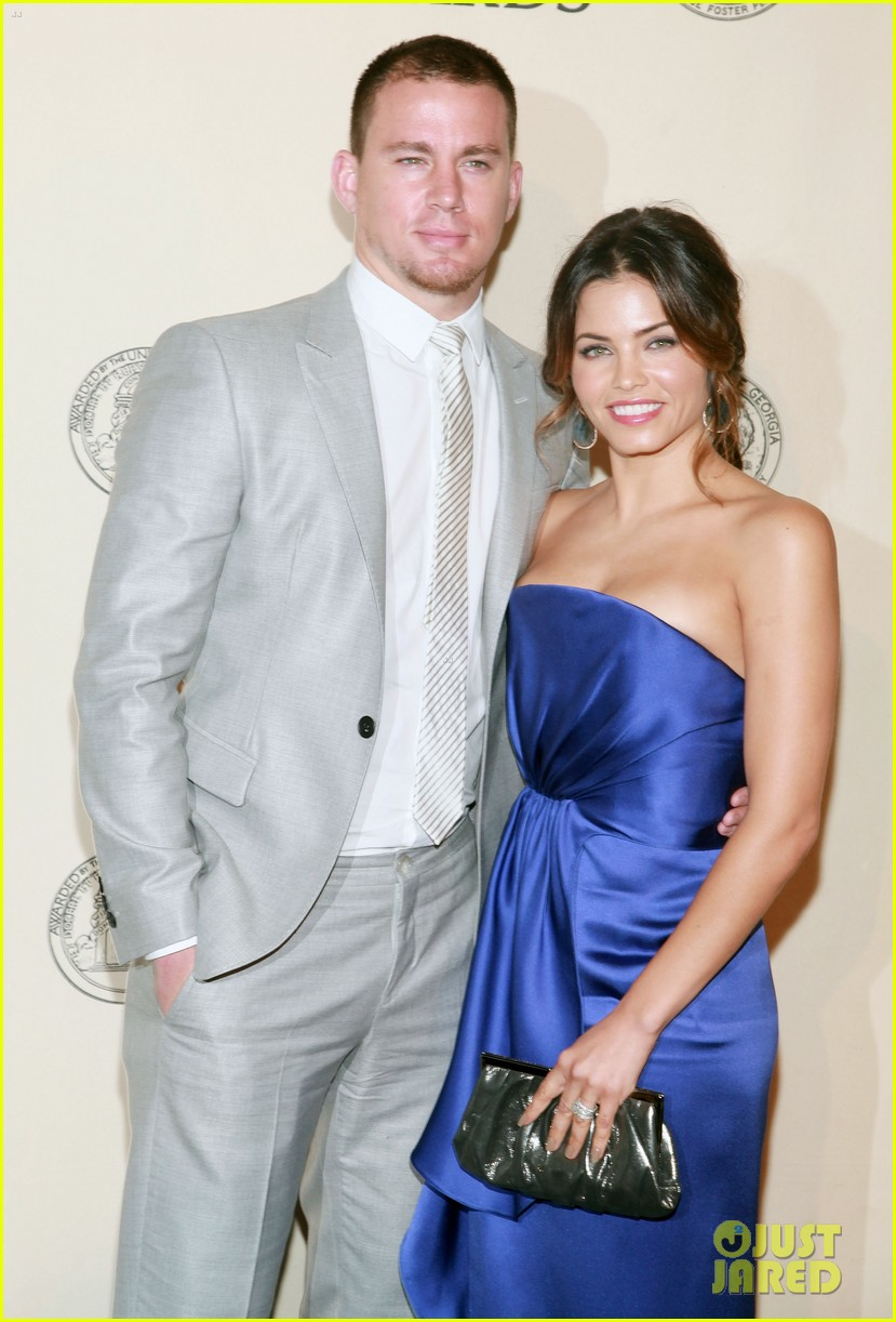 jenna dewan channing tatum peabody awards 02