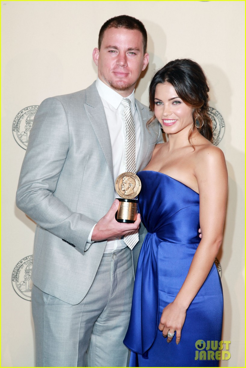 jenna dewan channing tatum peabody awards 102665067