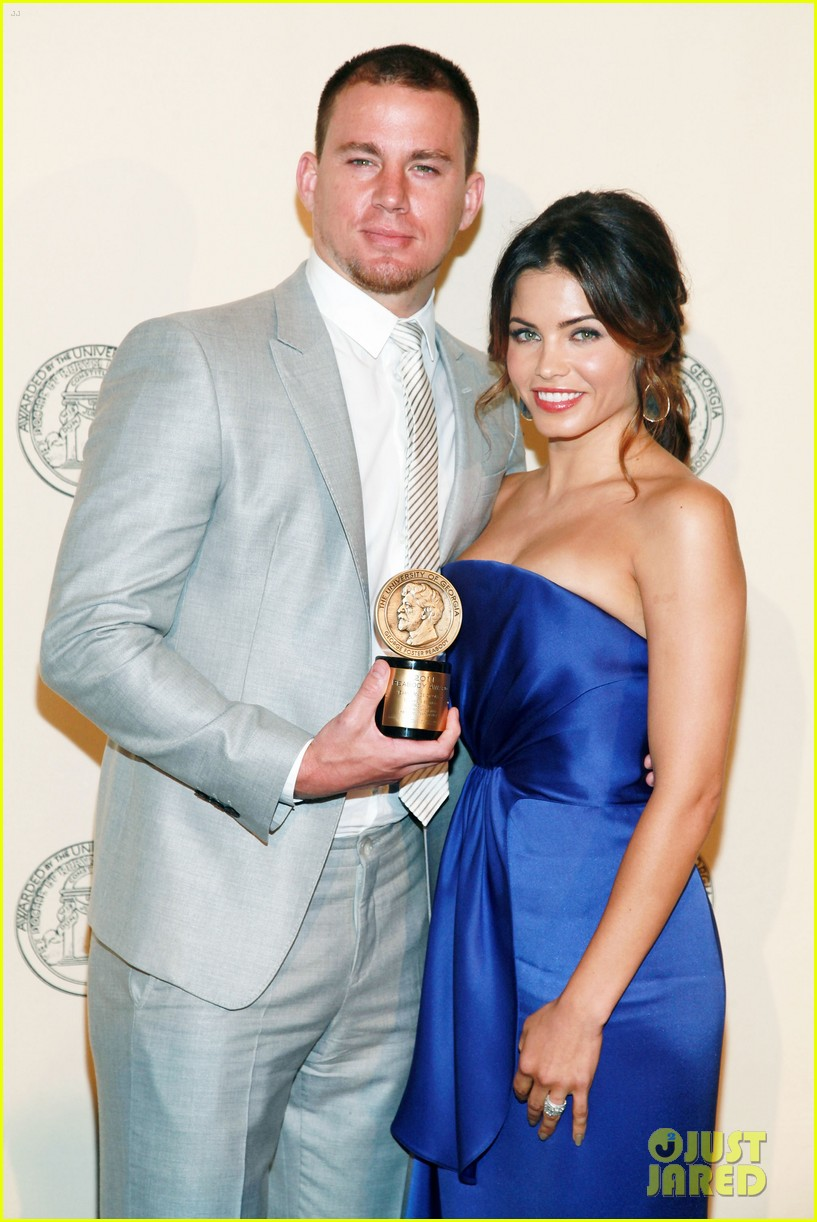 jenna dewan channing tatum peabody awards 11